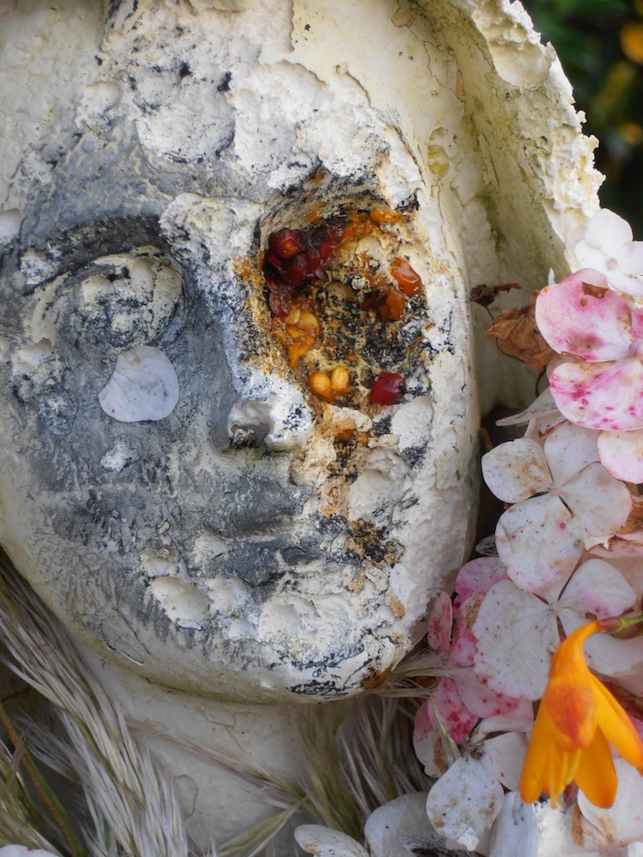 Our Lady of Decay. Lisdoonvarna, County Clare. Ireland. 2013