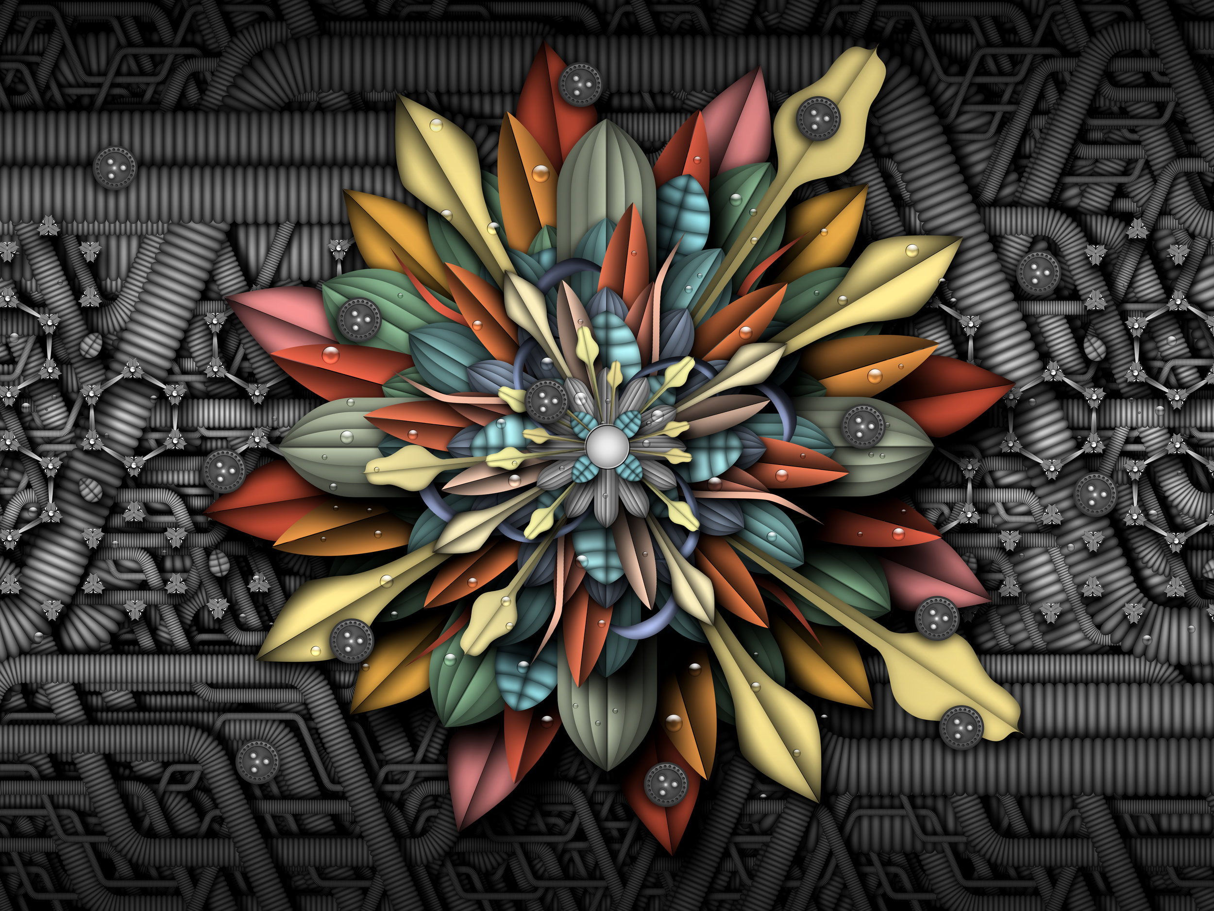 Quantum Mechanics in Color (2011)