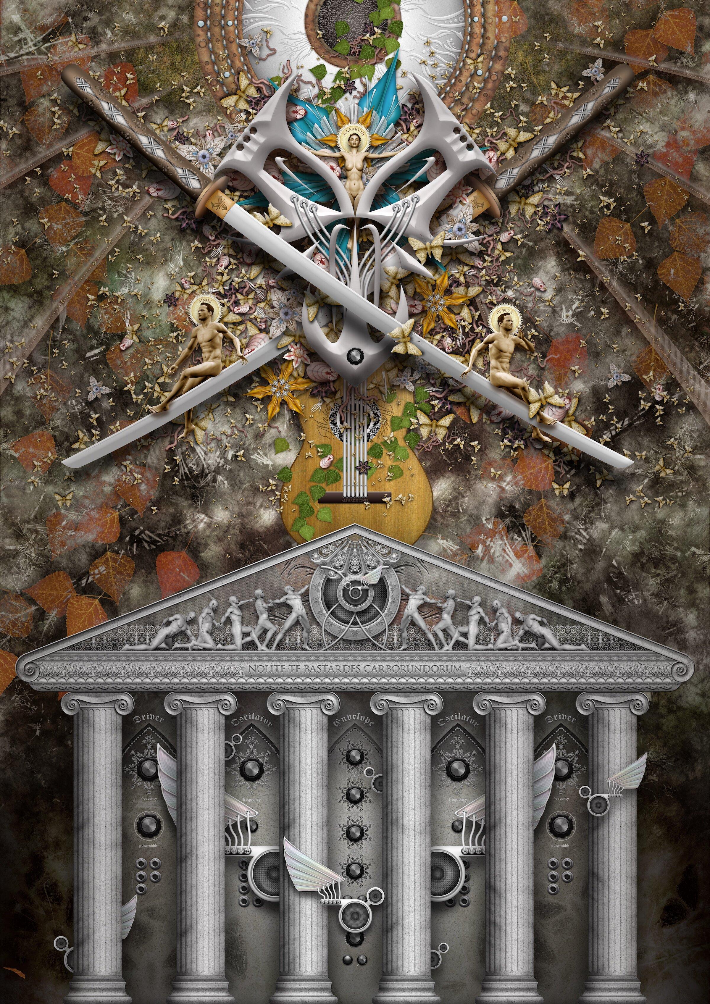 Trinity and the Shrine (2006-2011)