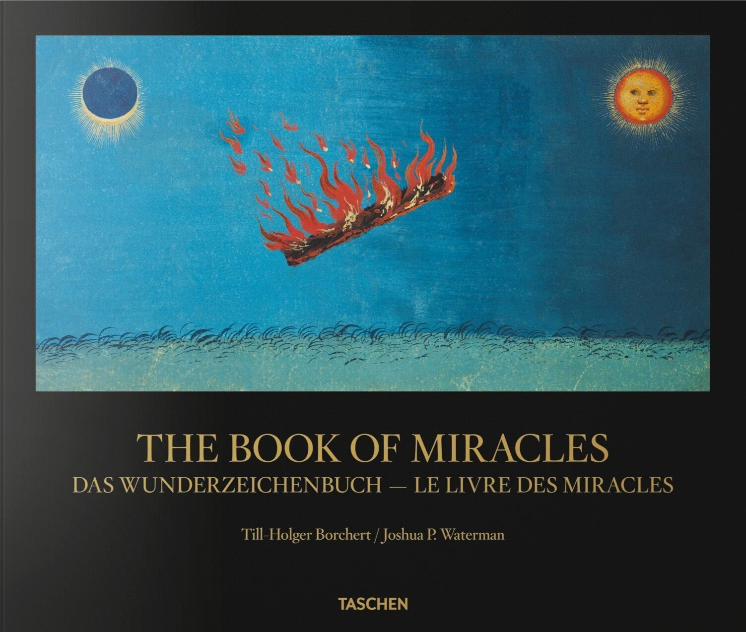The Book of Miracles.  Amazon  |  Goodreads  |  WorldCat