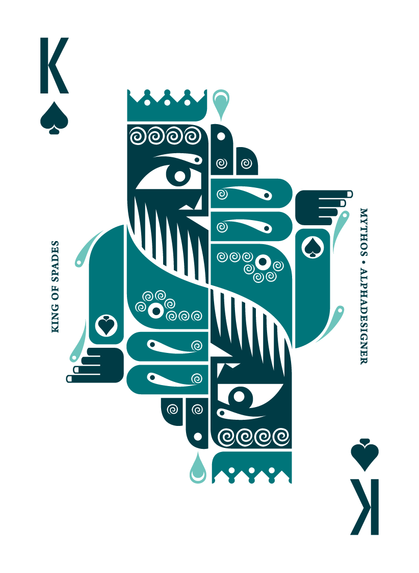 King of Spades (fourth edition)