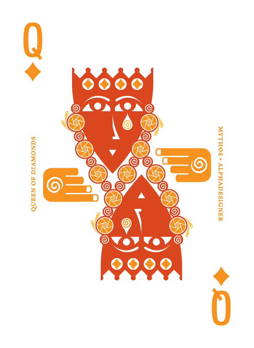Queen of Diamonds (fourth edition)
