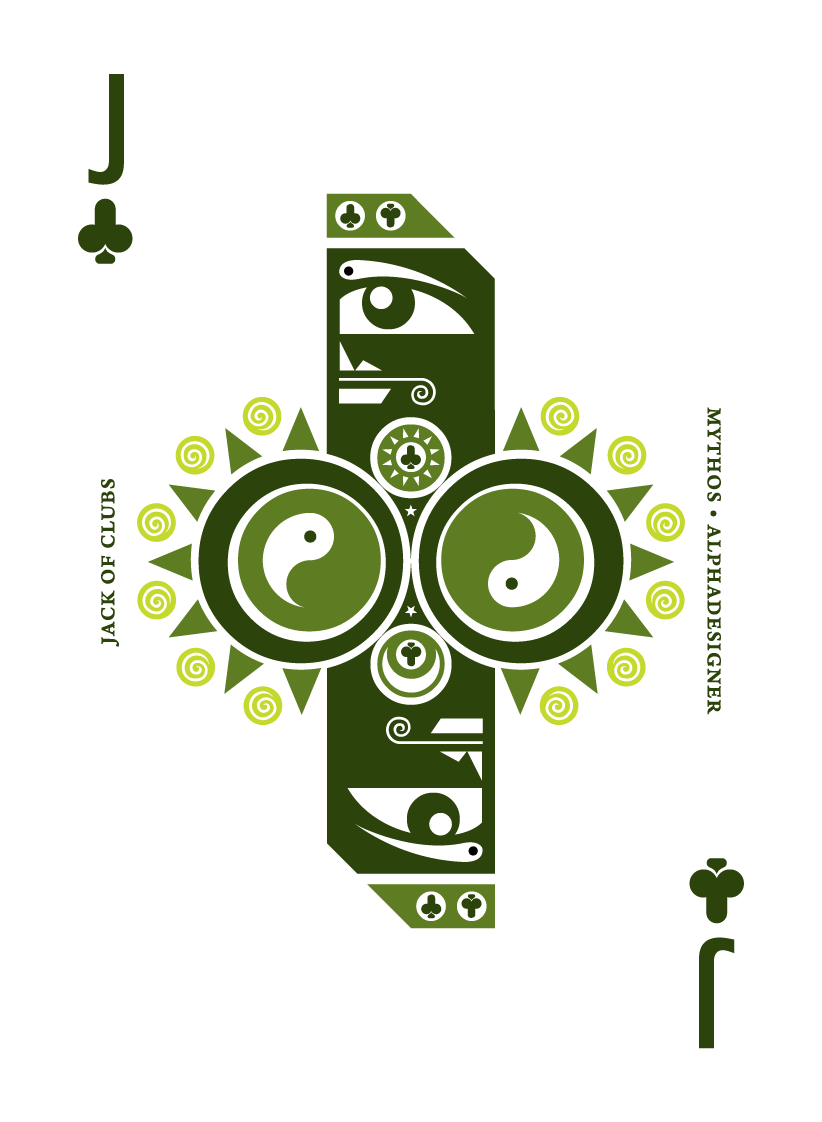Jack of Clubs (fourth edition)