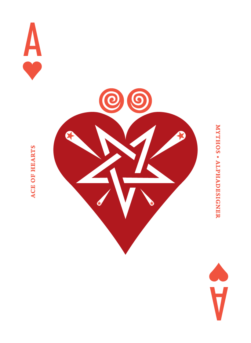 Ace of Hearts (fourth edition)