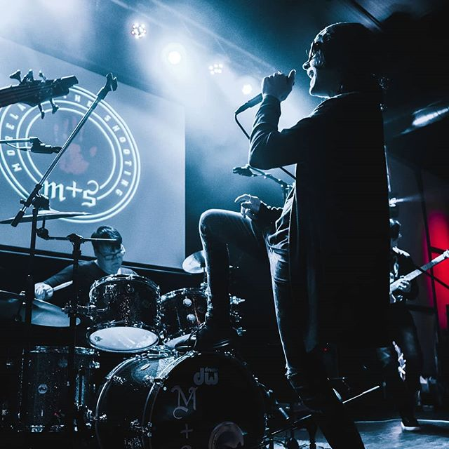 There is something bitter sweet about the last show of the year. With closure comes new opportunity to really Express the ever changing world around us.  Shout out to @deannaelxse for the awesome photos. And @connect_live_official For having us again  #posthardcore #atlantabands #turnup #staytuned #forfansof #marylinmanson #theweekend #circasurvive #mcr #themarsvolta #hailthesun #ladispute