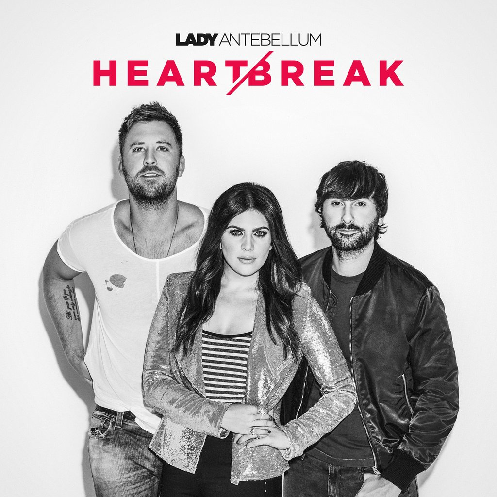 Lady Antebellum - Heart Break.jpg