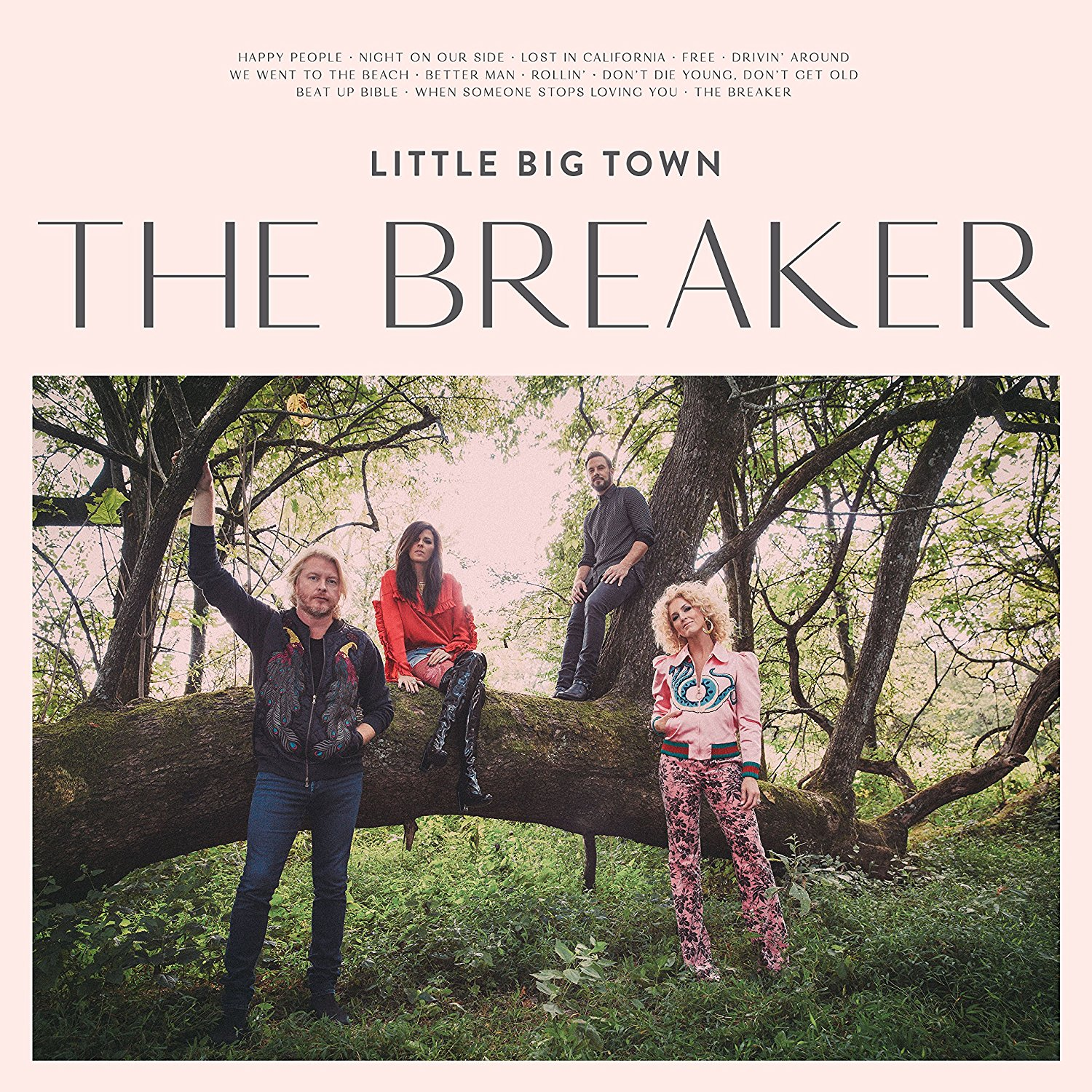 Little Big Town - The Breaker.jpg