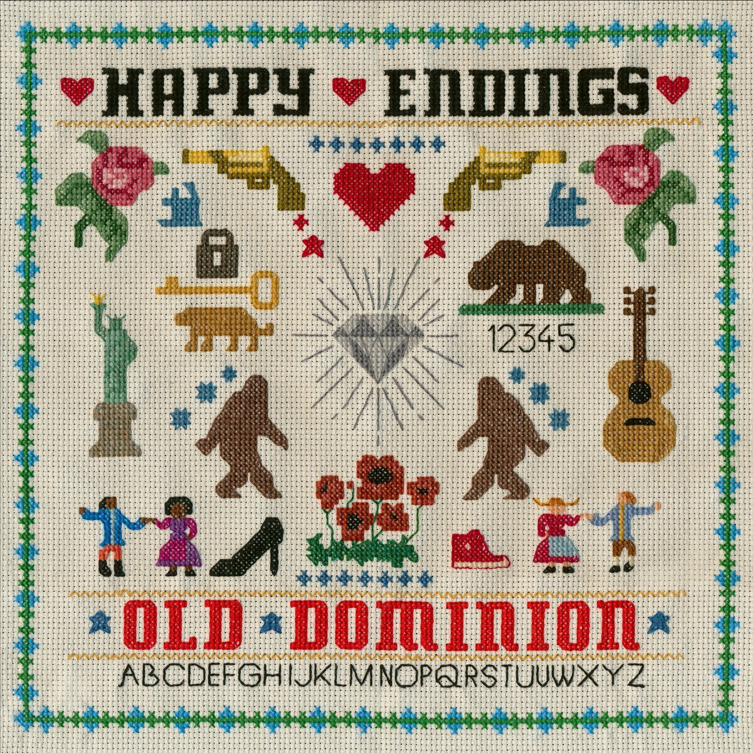 Old Dominion - Happy Endings.jpg