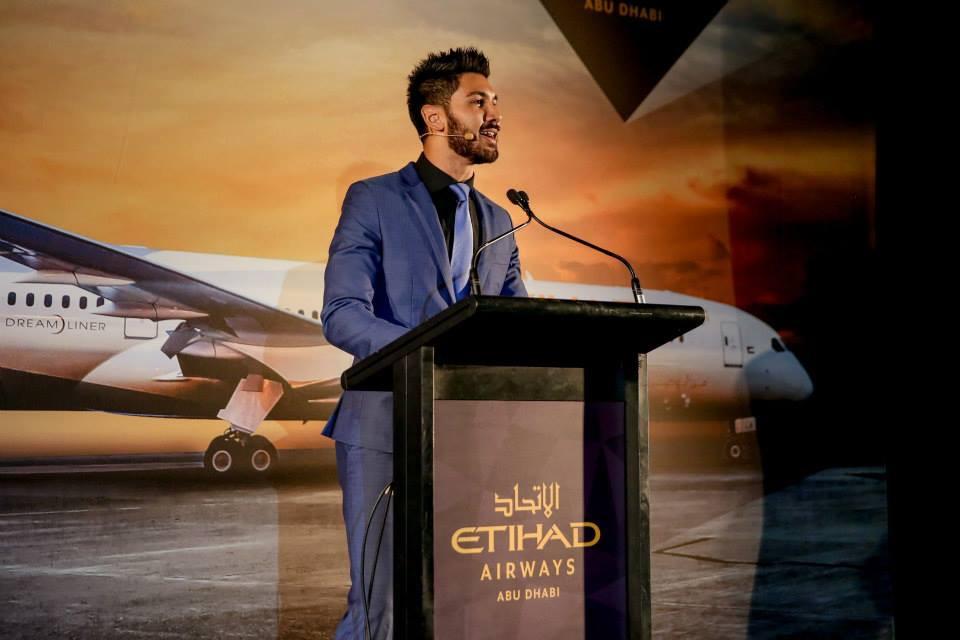 ETIHAD AIRWAYS -