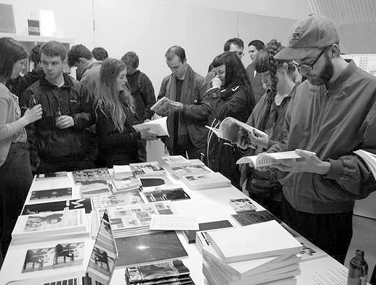 2014:  Full Disclosure  launch and exhibition at Arcadia Missa, London,  Artist Publications provided by   Motto Books   in Berlin.