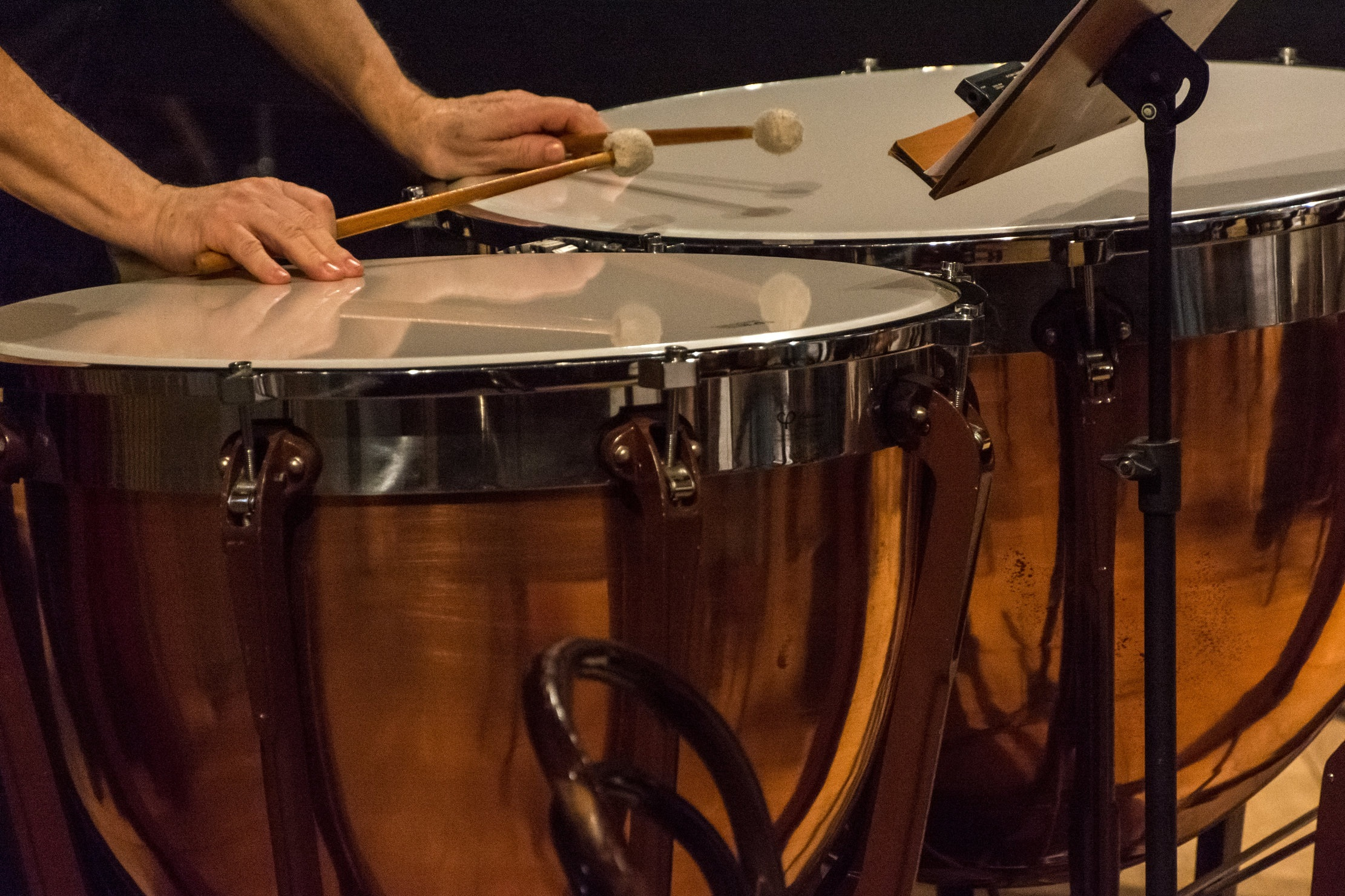PERCUSSION - Drum Kit and Orchestral Percussion