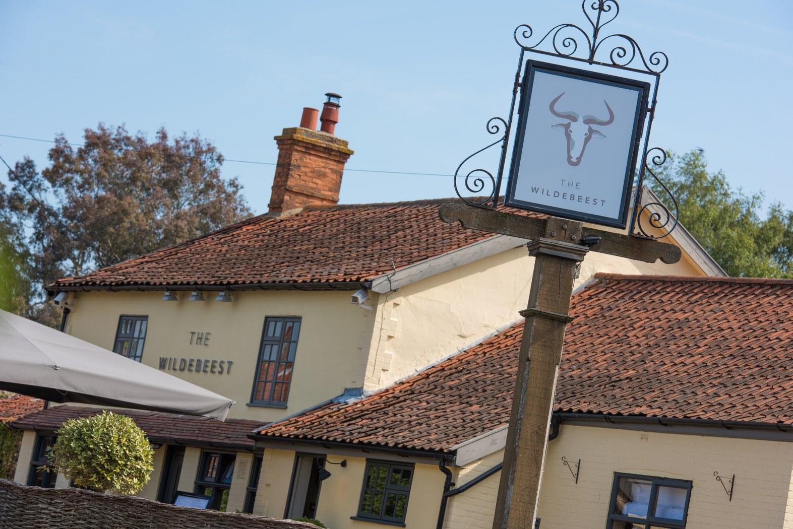 The Wildebeest Restaurant, Stoke Holy Cross, Norwich (10).jpg