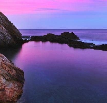 Iconic - Blue Pool sunrise - Brad Chilby.jpg