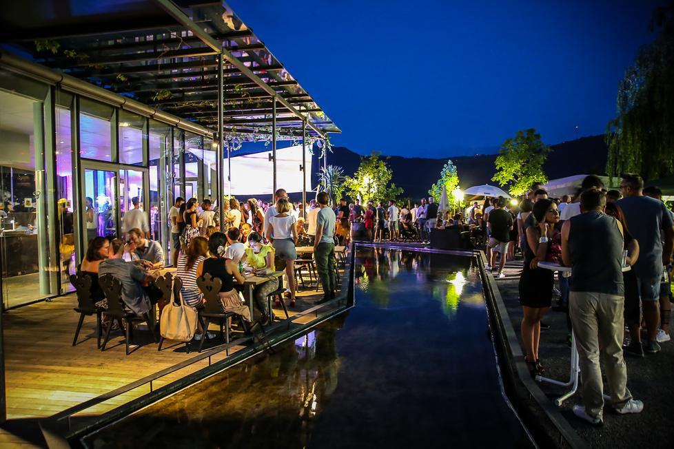 SALEWA Bivac | Bozen/Bolzano - » Aperitifs » Private Events