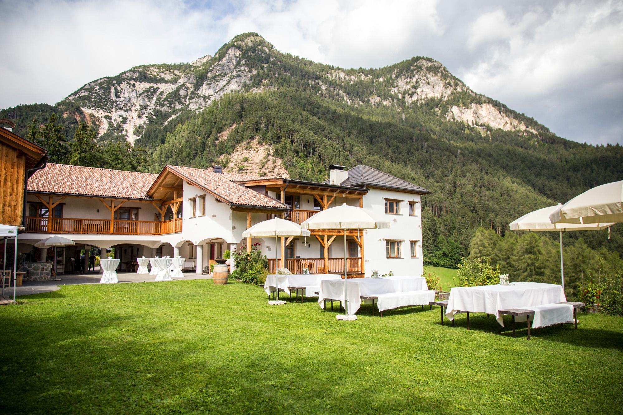 Ansitz Velseck | Tiers (BZ) - » Weddings