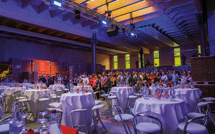 LICO | Müstair (Swiss) - » 20 Jahre LICO - Jubiläumsfeier mit Gästen aus 17 Nationen