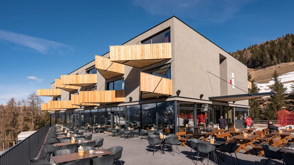 Spaces Hotel | St. Vigil Enneberg Kronplatz - » Weddings