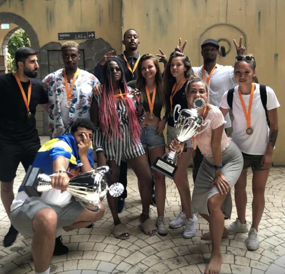 Diversity is a winner