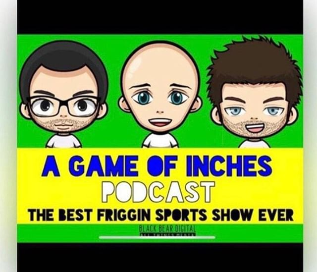 @gameofinchespod Sports podcast that covers all major sports, with a main focus on baseball and football. #gameofinches #sportspodcast #mlb #nfl #instagram #ig #twittatwain #newepisode #podcastersofinstagram #podcaststudio #endeavorpodcastsolutions #applepodcasts #gameofinchespod
