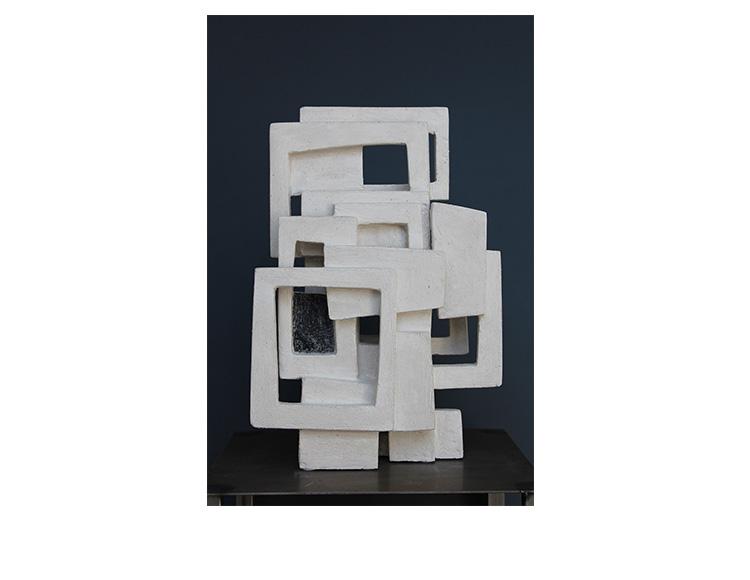 Composition I, série Composition