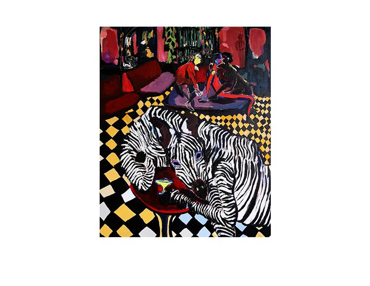 La Zebre au Bordel