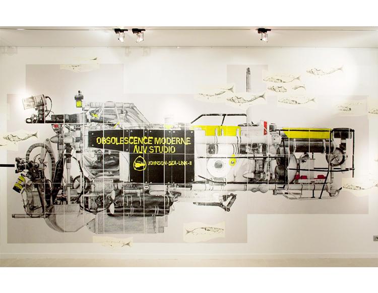 Johnson Sea Link, installation d'impressions laser sur papier, 5,39x2,50 m.jpg