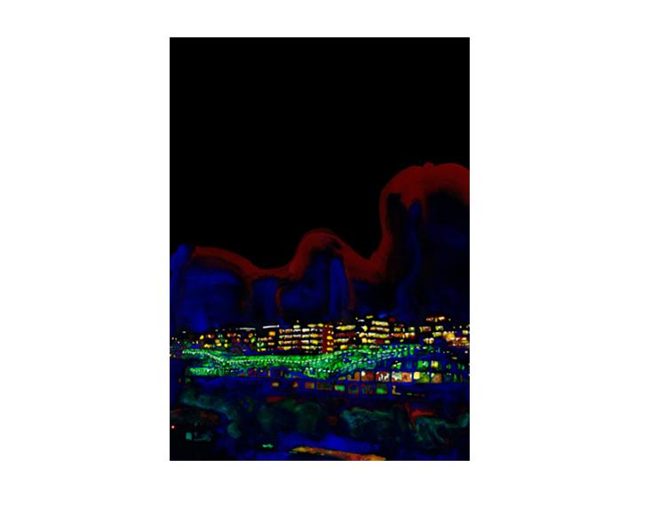 Sans titre, Série Nuit Erratique 29,7×42cm, vinyle sur papier noir.jpg