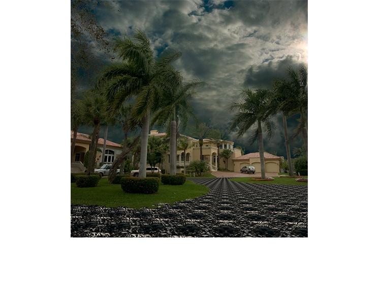 Série Erosions, Miami