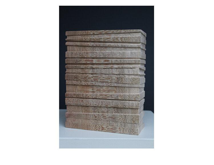 Sillon en bois, série Sillon