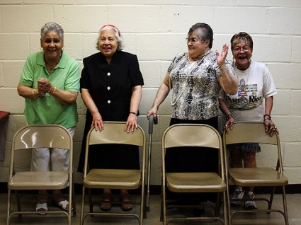 Senior Outreach - Phoenix In The Community