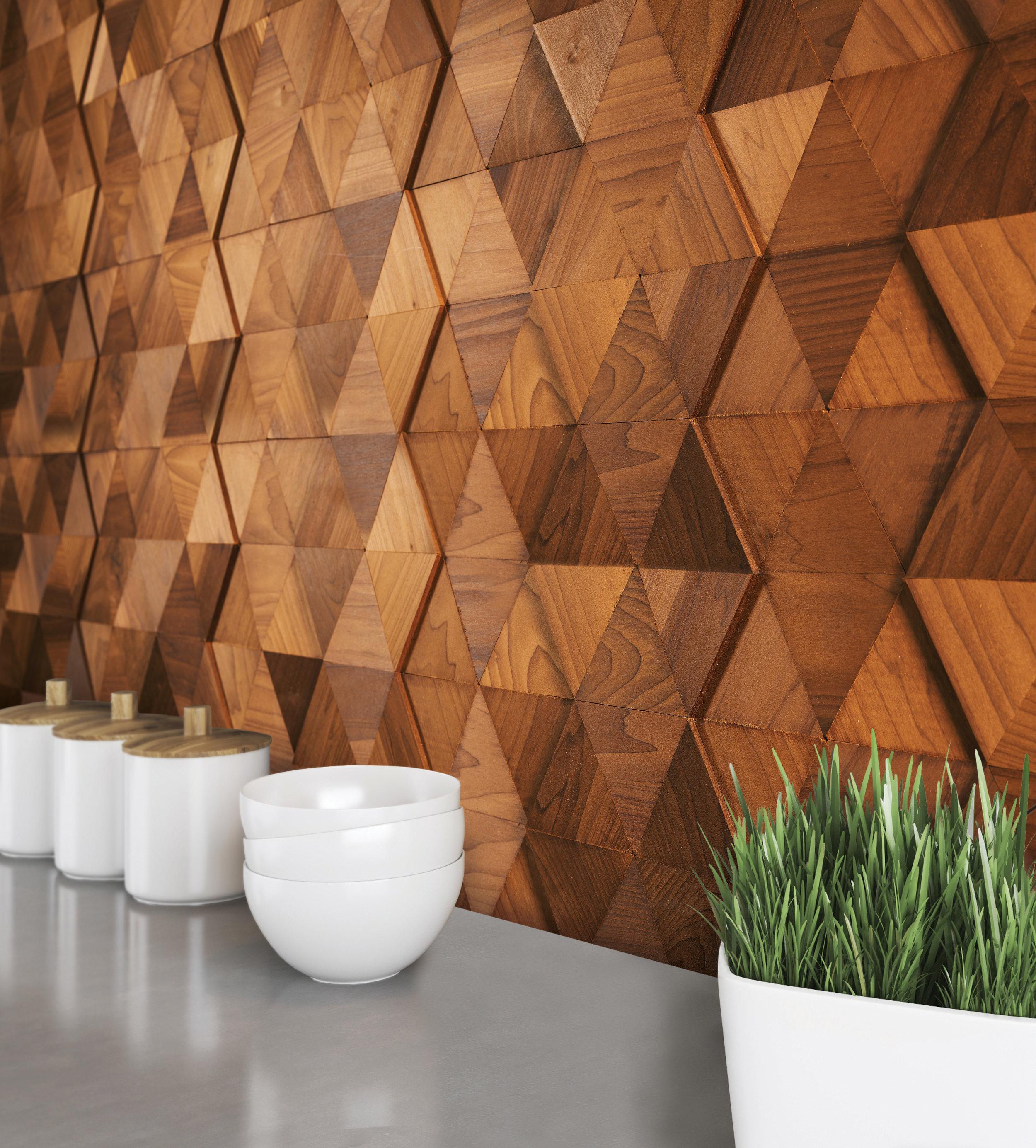 Stacked Wood Fashion Design Resource