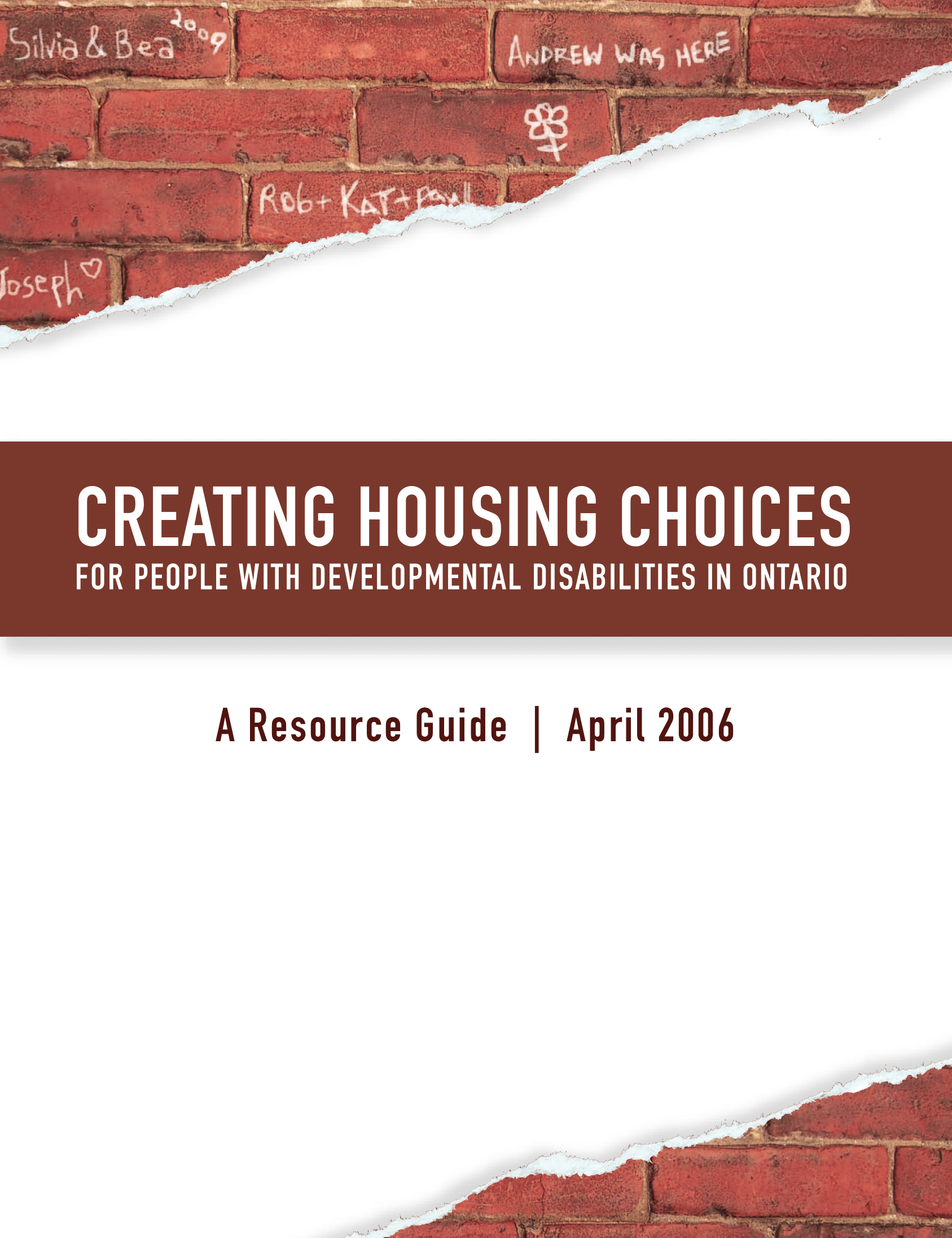 Creating Housing Choices - 2006-01.png