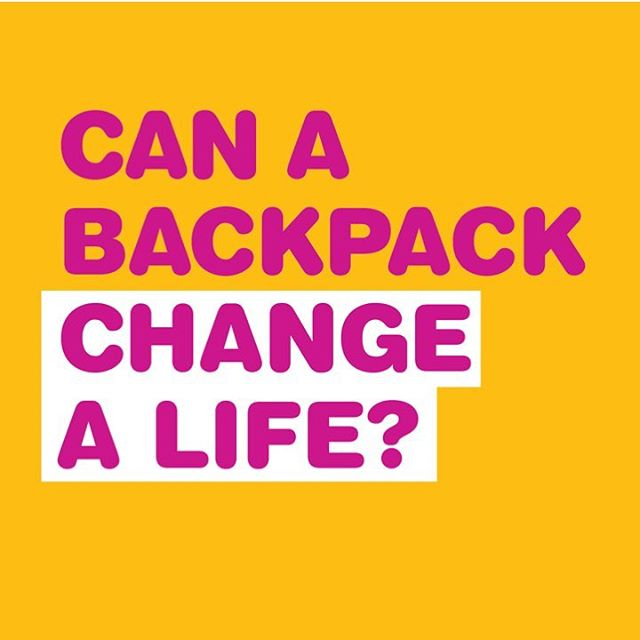 Cincinnati has the second highest childhood poverty rate in the nation leaving kids without the basics they need to participate in their education. Join us in breaking the cycle with school supplies that can rewrite their future.  Gofundme link in profile. #givebackpacks #canabackpackchangealife
