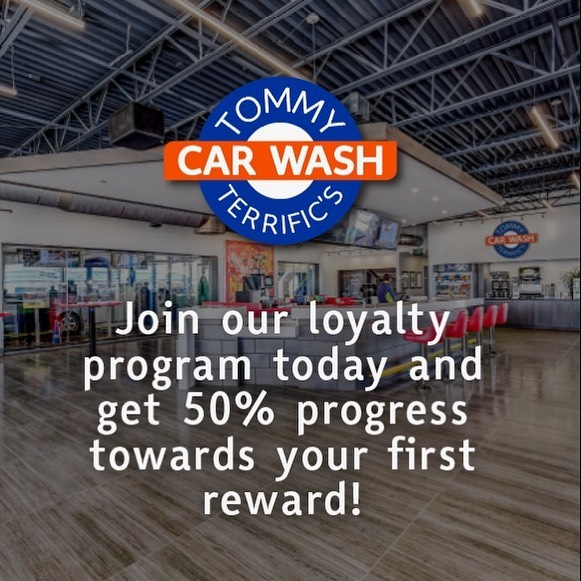Have you joined our Thanx loyalty program yet? Just by signing up you'll earn 50% towards your first reward of a free Works wash! You can earn progress at any of our three locations, sign up today!!