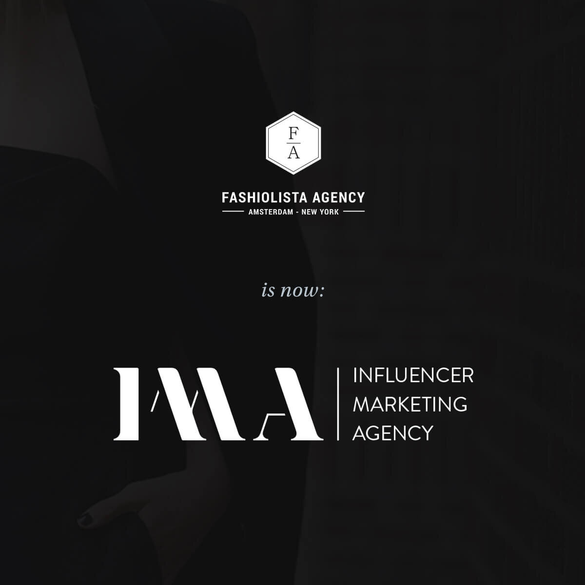 The launch of IMA: Influencer Marketing Agency - IMA