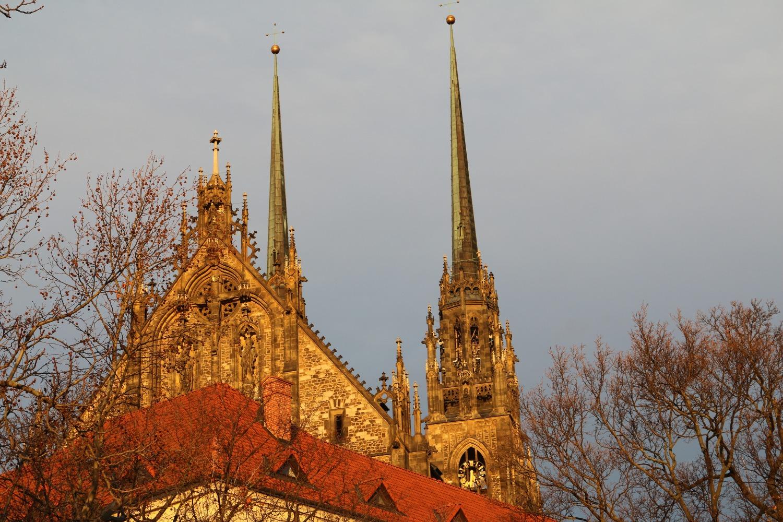 Petrov Cathedral in Brno