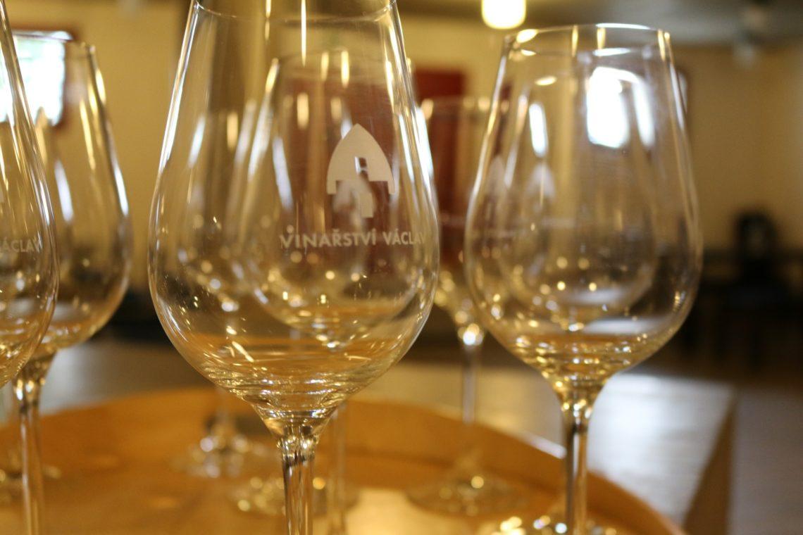 Vinařství Václav Tasting Room
