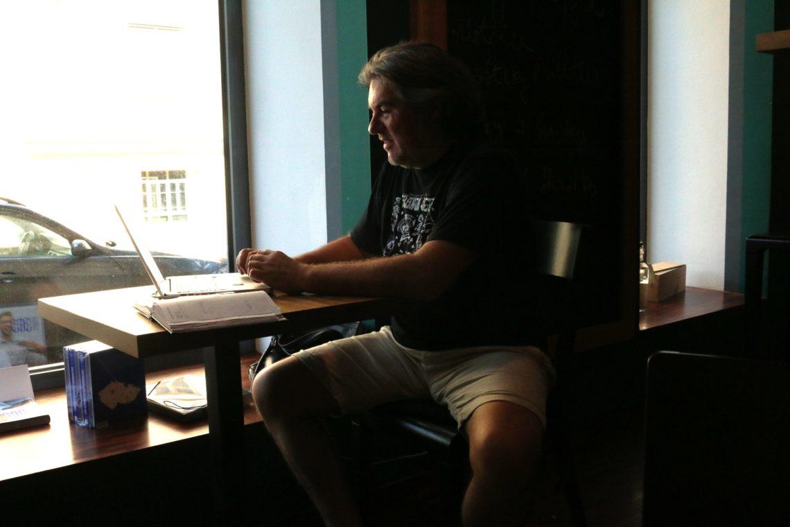 Janko Martinkovič, owner of Petit Cru Wine Bar and Koishi Restaurant