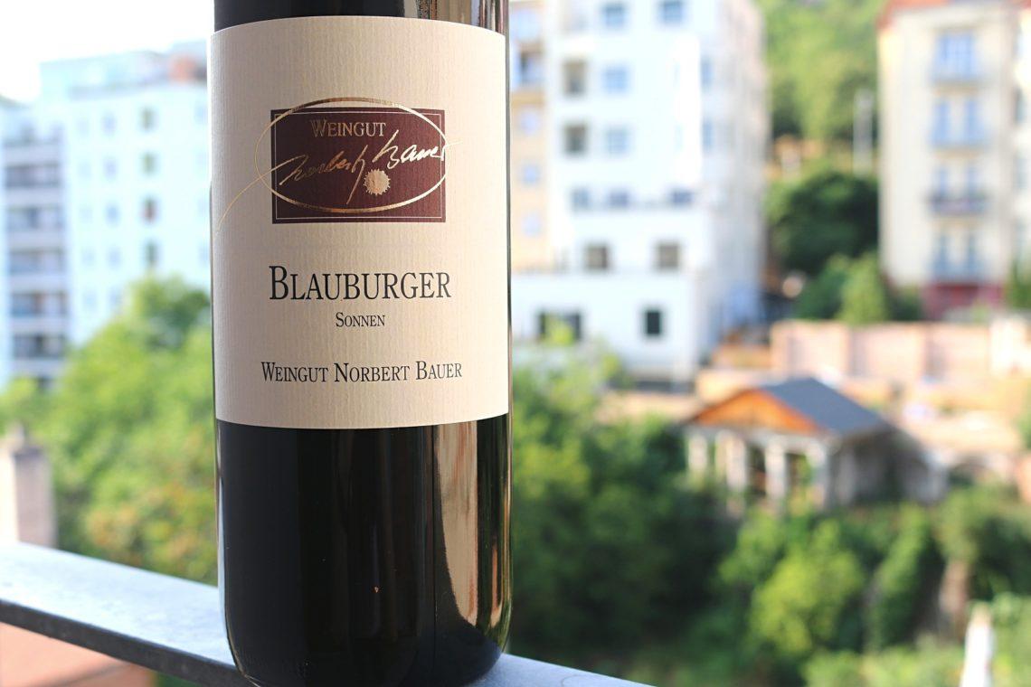Austrian Blauburger from  Weingut Norbert Bauer