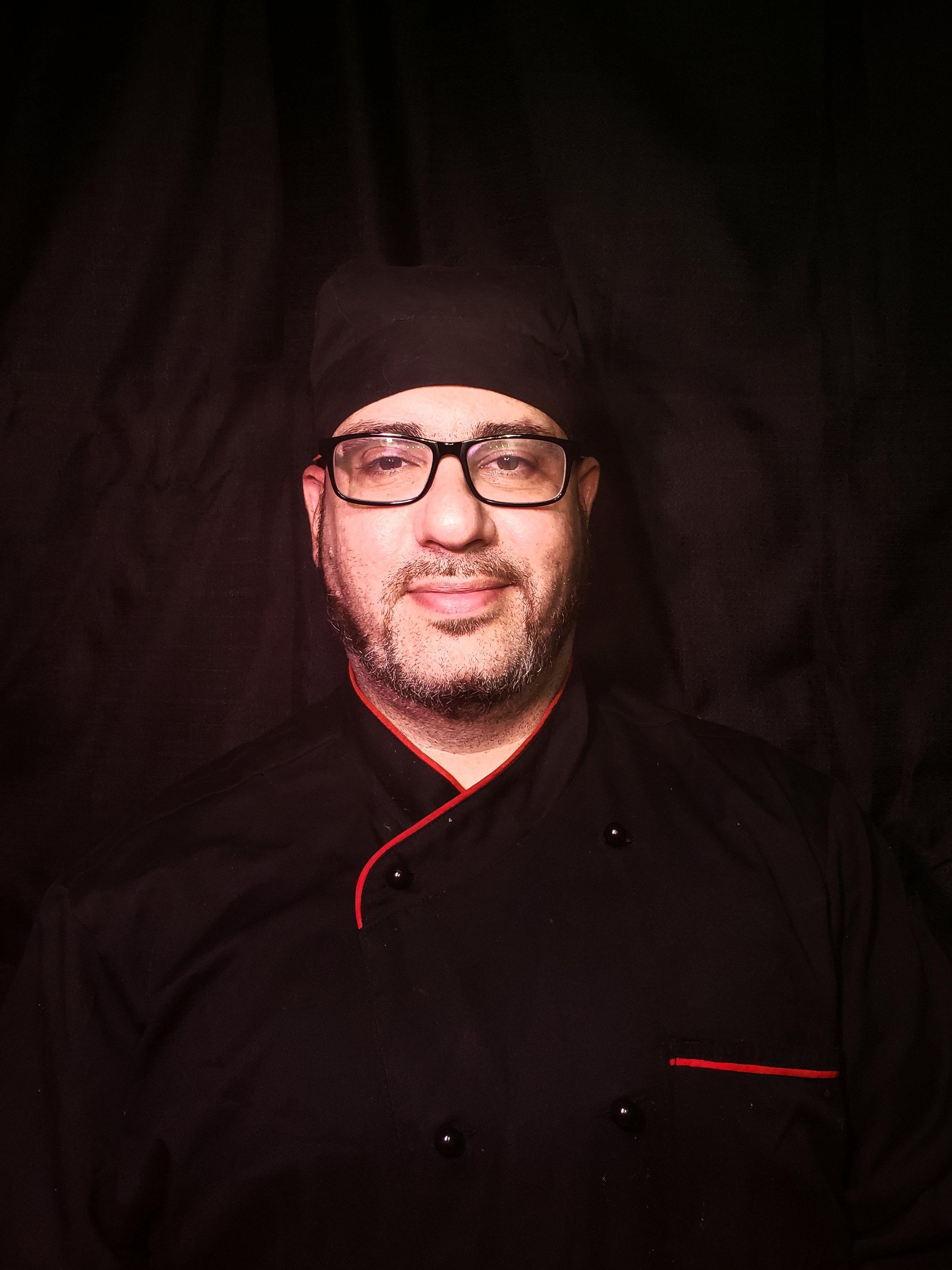 Meet Sam Landon. Our Food Service Director.
