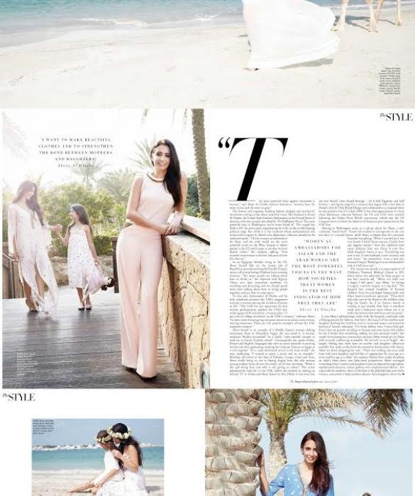 FEATURED: Harper's Bazaar Arabia January 2016    https://www.harpersbazaararabia.com/fashion/the-style/abeer-al-otaiba
