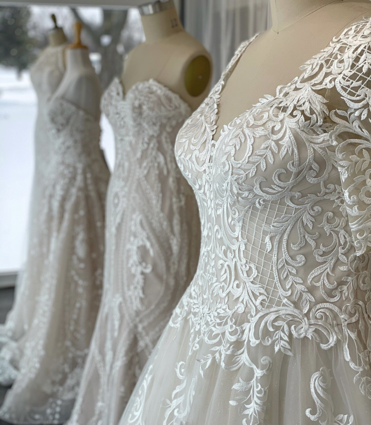 Two Hearts Bridal   Rochester, NY Affordable Wedding Dresses