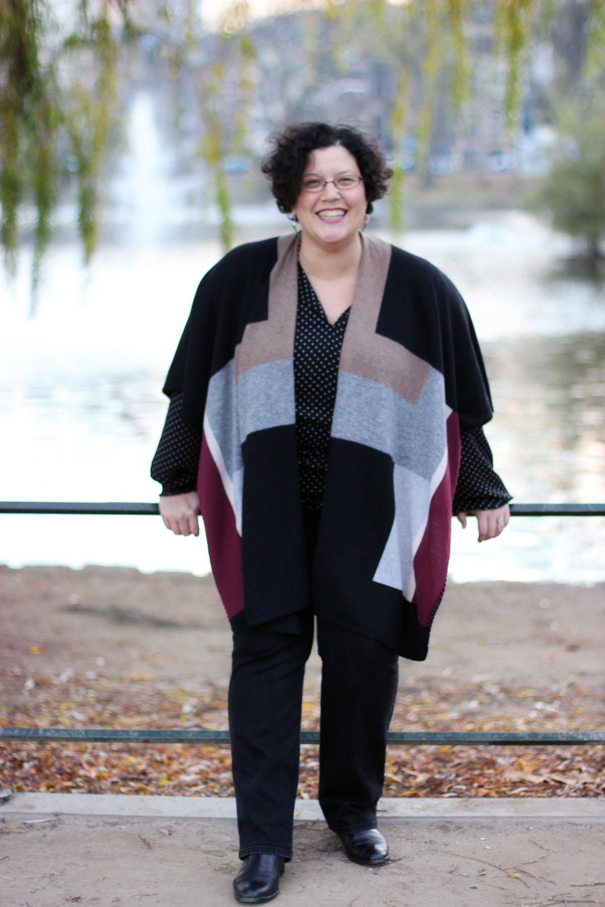 Sheila's Personal Style is Joyful, Elevated, Sharp