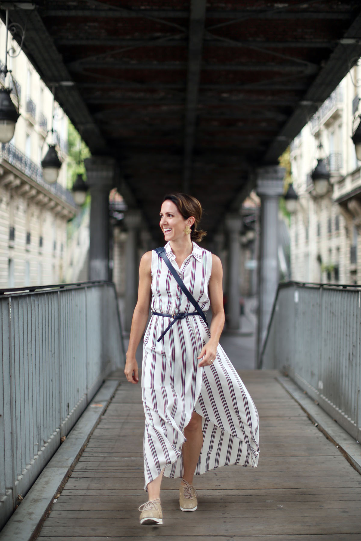 Allison Allie of àllie la mode in Paris.