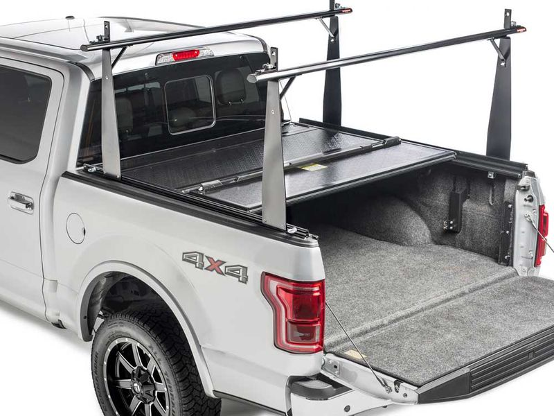 Truck Bed Covers - From soft tonneau covers, hard folding covers, and fibreglass tonneau covers, we're happy to help at Hitch Experts. Keep your cargo secure and safe from the elements with a cover from the top manufacturers.