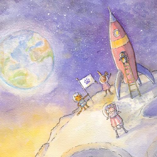 View children's illustrations