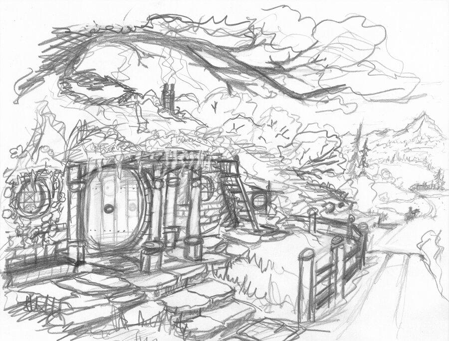 hobbit_pumpkin_rough_pencil_72dpi.jpg