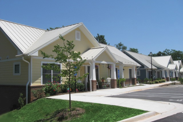 Homeless with Disabilities - We set aside some apartments for people who are homeless with disabilities. These tenants receive case management support from human service agencies through the Central Virginia Continuum of Care.