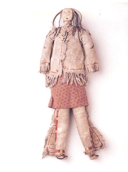 Eastern Sioux Doll