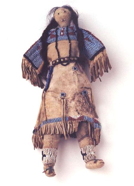 Sioux Doll